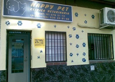 veterinarios en puente de vallecas