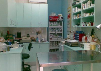 Veterinarios en entrevias